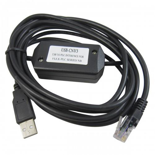 USB-CNV3:USB/RS422 Adapter For FUJI N Series PLC